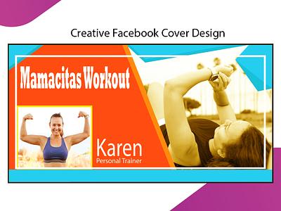 New Facebook Cover Design brand-name design-name facebook-cover-design typography designlogo brandingdesigne businessbranding vector logo design illustration branding