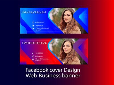 new  Facebook & Web Business banner