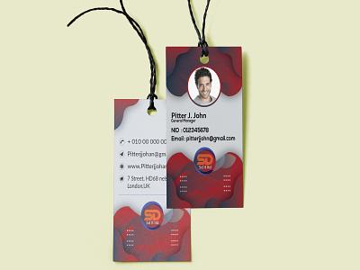 new Id  card creative  Design businesscard typography designlogo brandingdesigne businessbranding vector logo design illustration branding