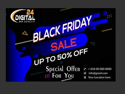 new banner Contest Black Friday brandingdesigne businessbranding logo vector design illustration branding