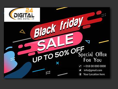 new banner Contest Black Friday Sale corporateflyer designlogo brandingdesigne typography businessbranding vector logo design illustration branding