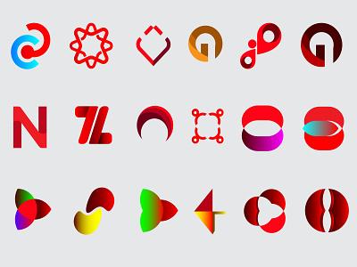 Creative Logo Design app businesscard banner designlogo logodesign typography logo businessbranding vector design illustration branding