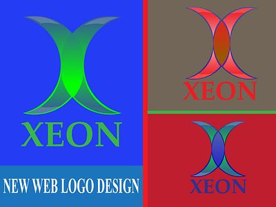 Web Logo Design typography brandingdesigne businessbranding vector logo illustration design branding