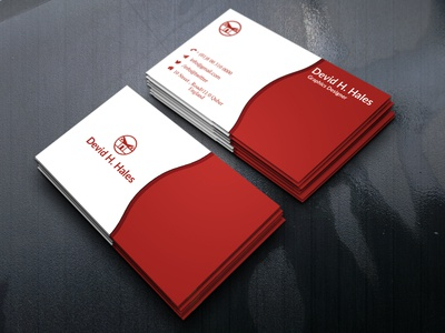 New Design Business card For your company