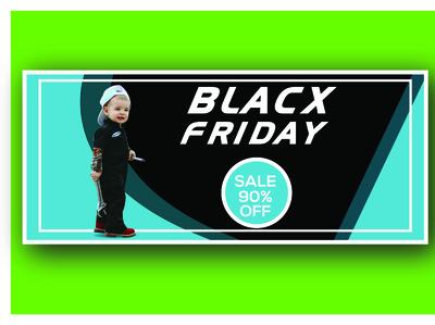 New Black Friday  Sale Banner Design For shop