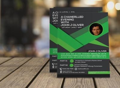 New Design Flyer