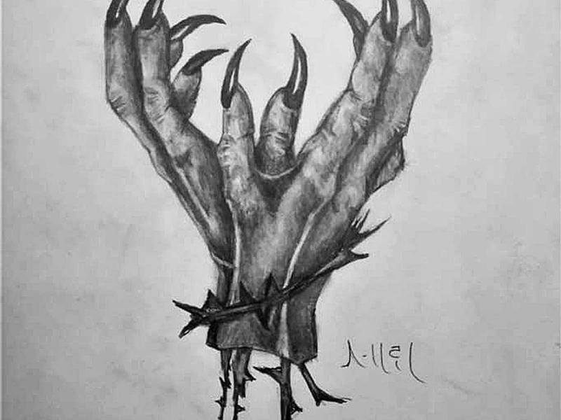 Witch Drawing Sketch By Hediyelik Karakalem On Dribbble