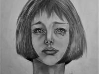 Mathilda | Natalie Portman Drawing | Sketching | Karakalem
