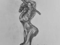 Hand Soul Drawing | Sketching | Karakalem