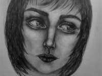Marta Drawing | Sketching | Karakalem