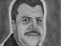 Mr Omar Drawing | Sketching | Karakalem