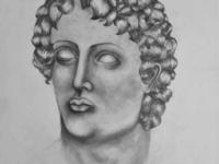 Statue Drawing | Sketching | Karakalem