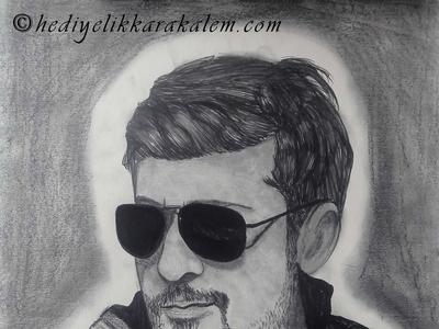 MAN Drawing | Sketching | Karakalem