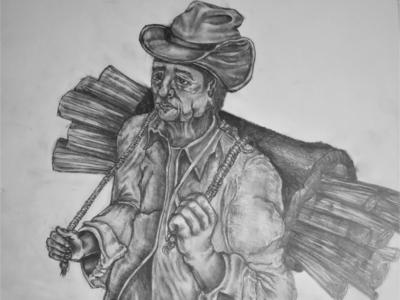 Westworld Drawing | Sketching | Karakalem