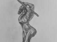 Soul Drawing | Sketching | Karakalem