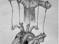 Heart Drawing | Sketching | Karakalem