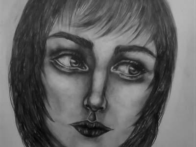 Marta Drawing | Sketching | Karakalem realism love life abstractart portrait creative graphic myart art pencildrawing sketching paintings graphics illustration pictures image draw drawings charcoaldrawing charcoal