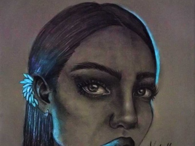 IGNORIA Drawing | Sketching | Karakalem realism love life abstractart portrait creative graphic myart art pencildrawing sketching paintings graphics illustration pictures image draw drawings charcoaldrawing charcoal