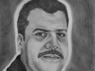 Arabish Drawing | Sketching | Karakalem