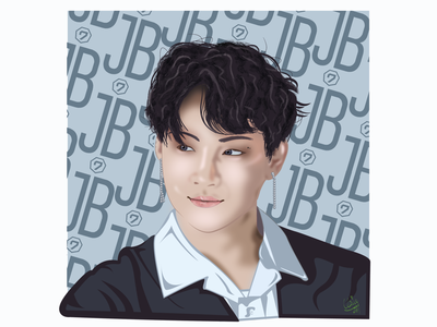 GOT7's Jaebum fanart