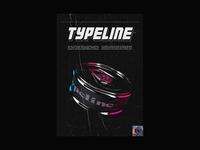 Poster typeline