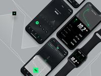 Fitness Tracker Mobile App