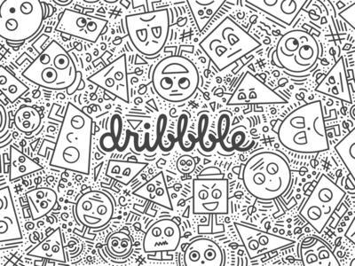 Mr. Doodle Dribbble