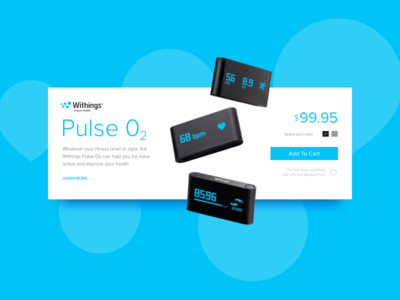 Withings - Pulse 02