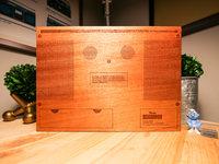 Wooden big boombox photos 2
