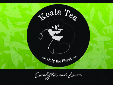 Koala Tea - A play on words