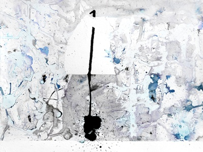 Div. 02 sea artistic expression handmade art experimental norwegian sailboat norway drawing