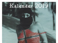 New 2019 Stitched Calendar Cover front 1