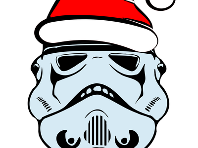 ho-ho-hoth shunte88 christmas trooper starwars