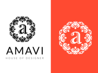 DESIGN LOGO COLLECTION FOR AMAVI HOUSE OF DESIGNER