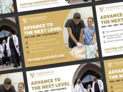 Vanderbilt School of Nursing Ad