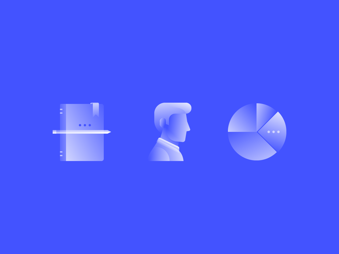 Alpha Icons / Business Related by Anatolii Babii | Dribbble | Dribbble