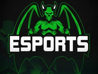 Demon team logo