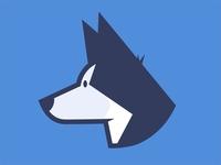 German Shepherd Dog Illustration vector dog illustration illustration german shepherd dog