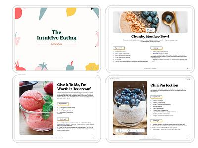 eCookbook Nutrition