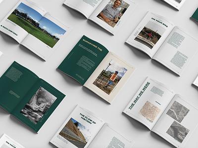 Linking the city | Hamilton Ring Road Publication new zealand waikato engineering photography editorial graphic design council hamiltoncouncil publication