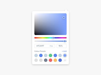 Colour Picker | Design System atomic design color picker design system ui ux