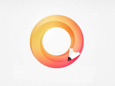 Design School school pencil logo icon design