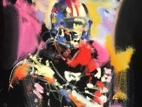 Joe Montana by Mark Gray