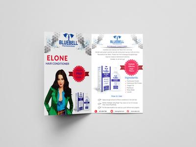 Free US Half Fold Brochure Mockup 2