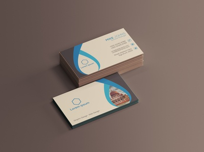 Classic Business Cards Mockup1