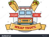 Wrap Truck Logo Design