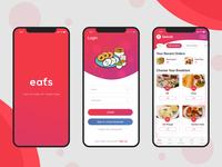 Breakfast Order App
