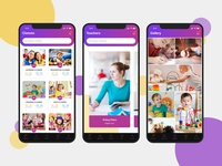 After School Classes - Mobile App