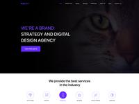 Design,  Development and Service Company Website