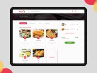 Indian Breakfast Web App